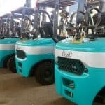 Baoli Forklifts from JAF Fork Trucks