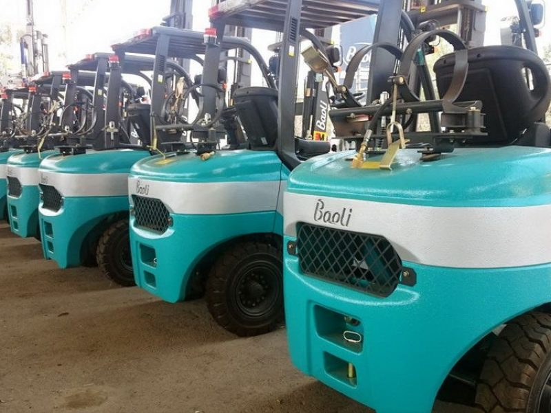 Baoli Forklifts from JAF Fork Trucks